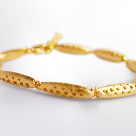 Claris Schmuckdesign Elvia gelbvergoldet.3