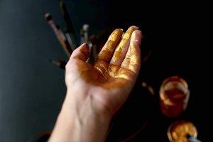 Claris Schmuckdesign Clarissa Jungbluth Hand