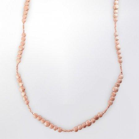 Claris Schmuckdesign Collier Dolce rosevergoldet