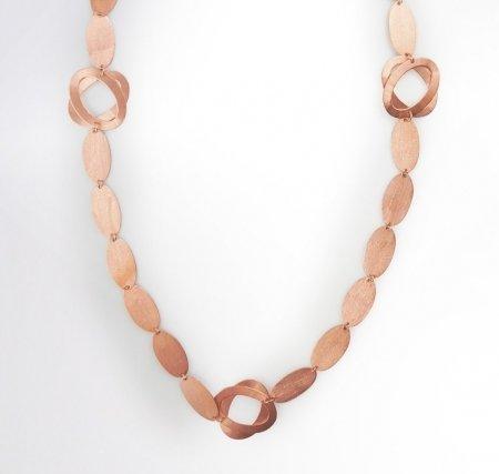 Claris Schmuckdesign Collier Sansa rosevergoldet