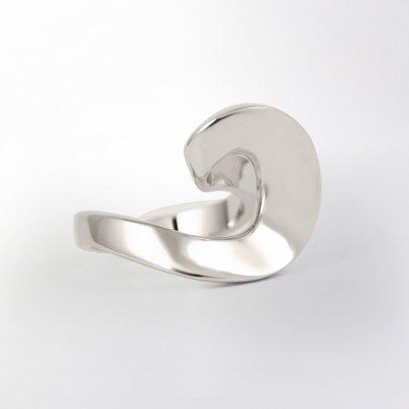 Claris Schmuckdesign Ring Infinity rhodiniert