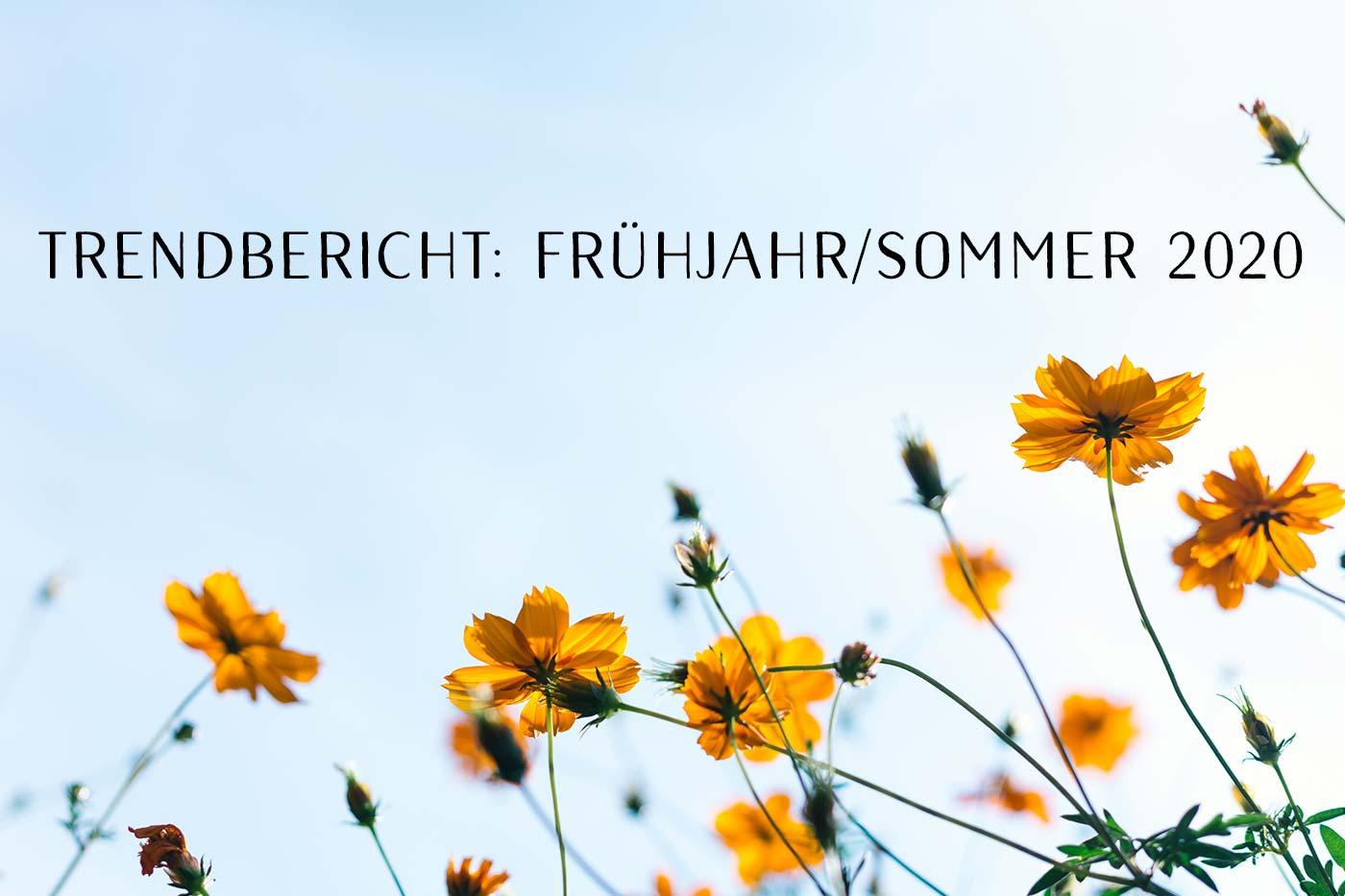 Claris Schmuck Trendbericht Frühjahr-Sommer